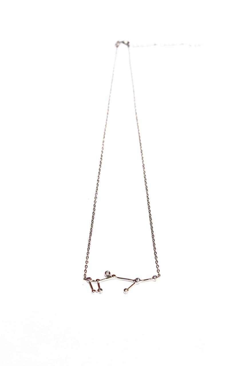 Серебряная подвеска Созвездие (Рыбы)  Brosh Jewellery (Серебро 925)