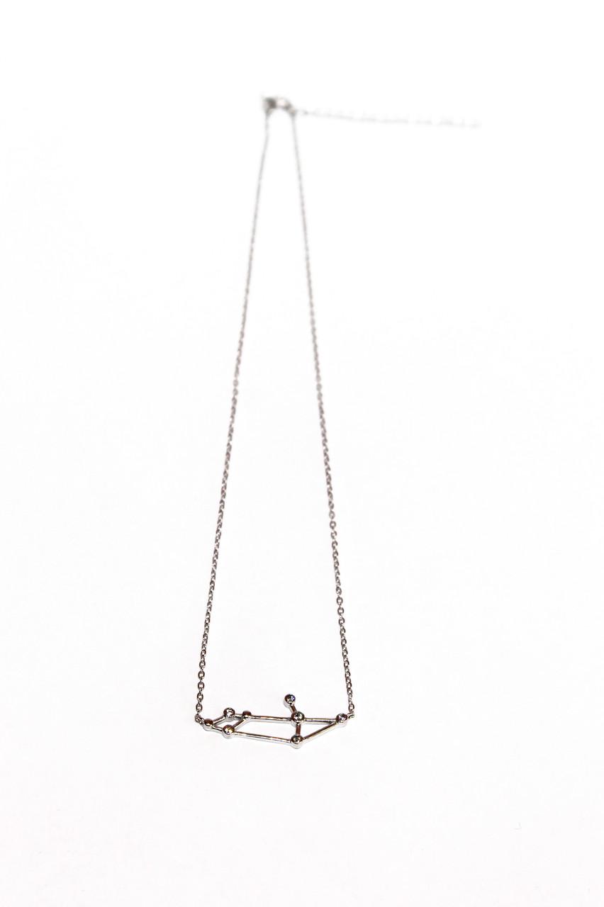 Серебряная подвеска Созвездие (Дева)  Brosh Jewellery (Серебро 925)