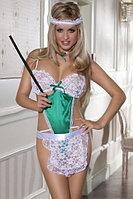 """Ролевой костюм """"Похотливая горничная"""" (небольшое пятно на фартуке)"""