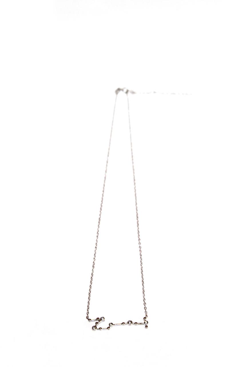 Серебряная подвеска Созвездие (Скорпион)  Brosh Jewellery (Серебро 925)