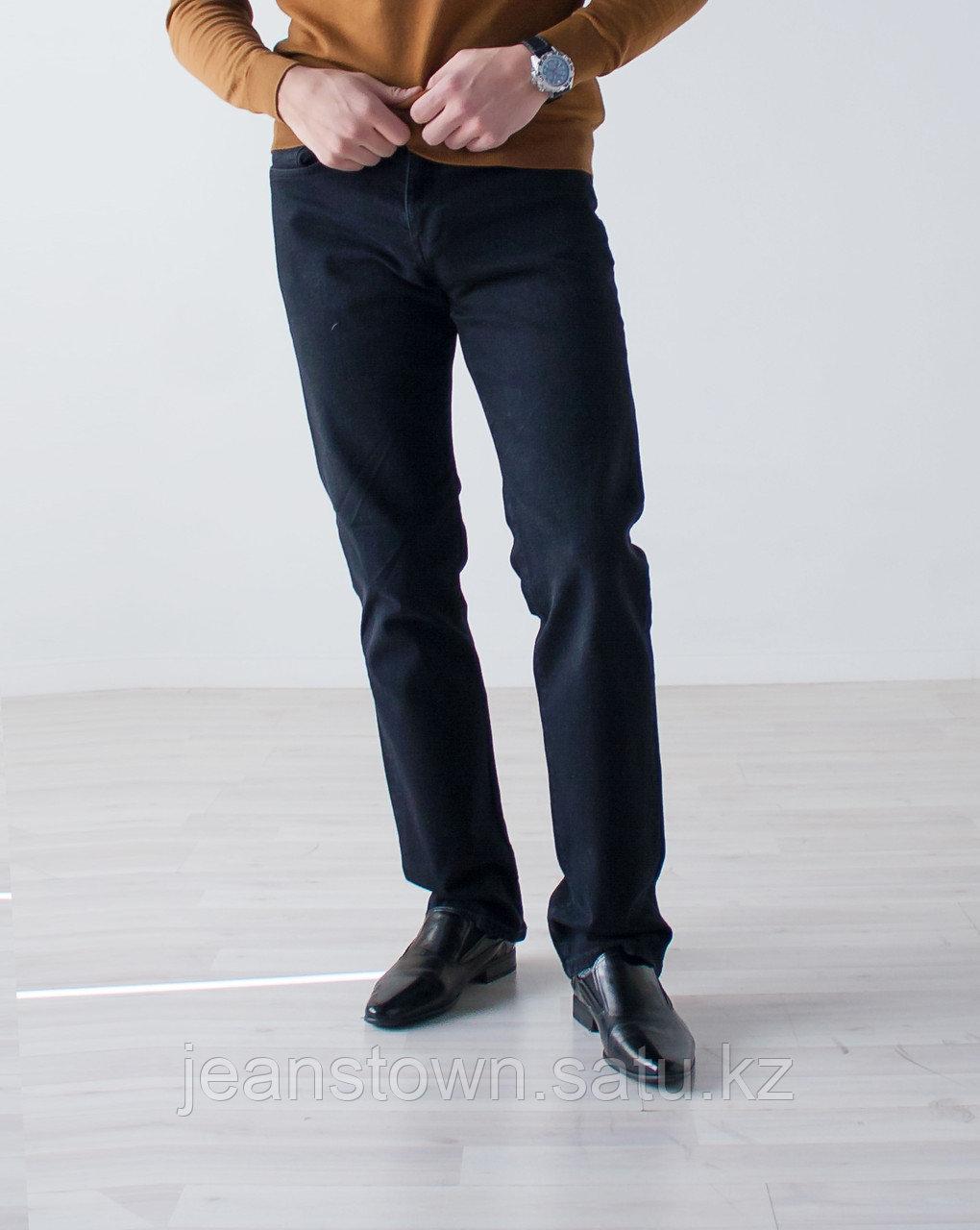 Джинсы мужские Marco Vincini черные - фото 1