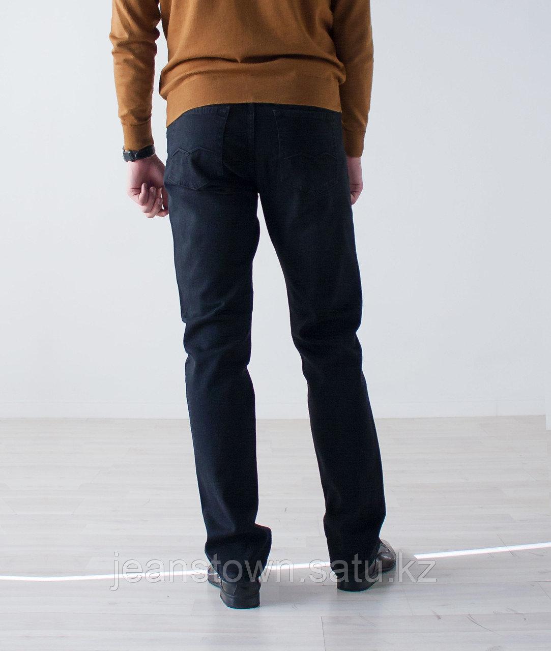 Джинсы мужские Marco Vincini черные - фото 3