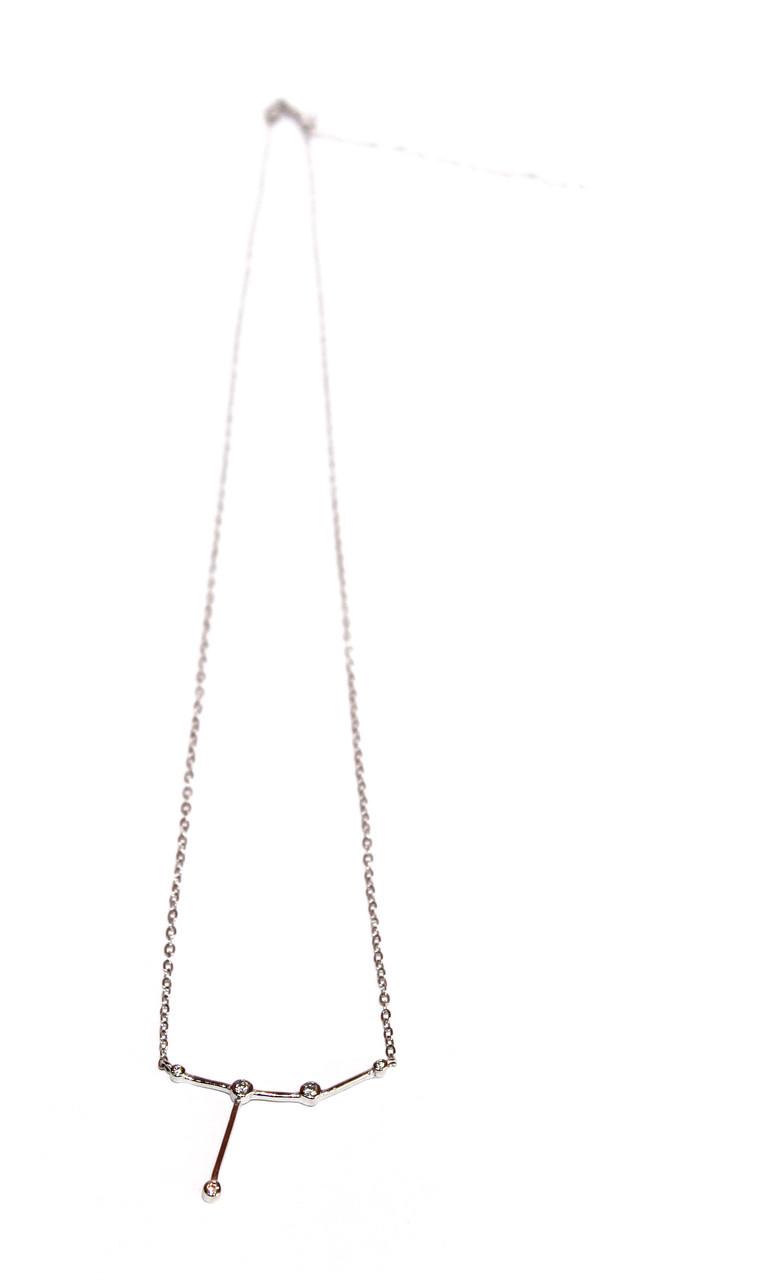 Серебряная подвеска Созвездие (Овен)  Brosh Jewellery (Серебро 925)