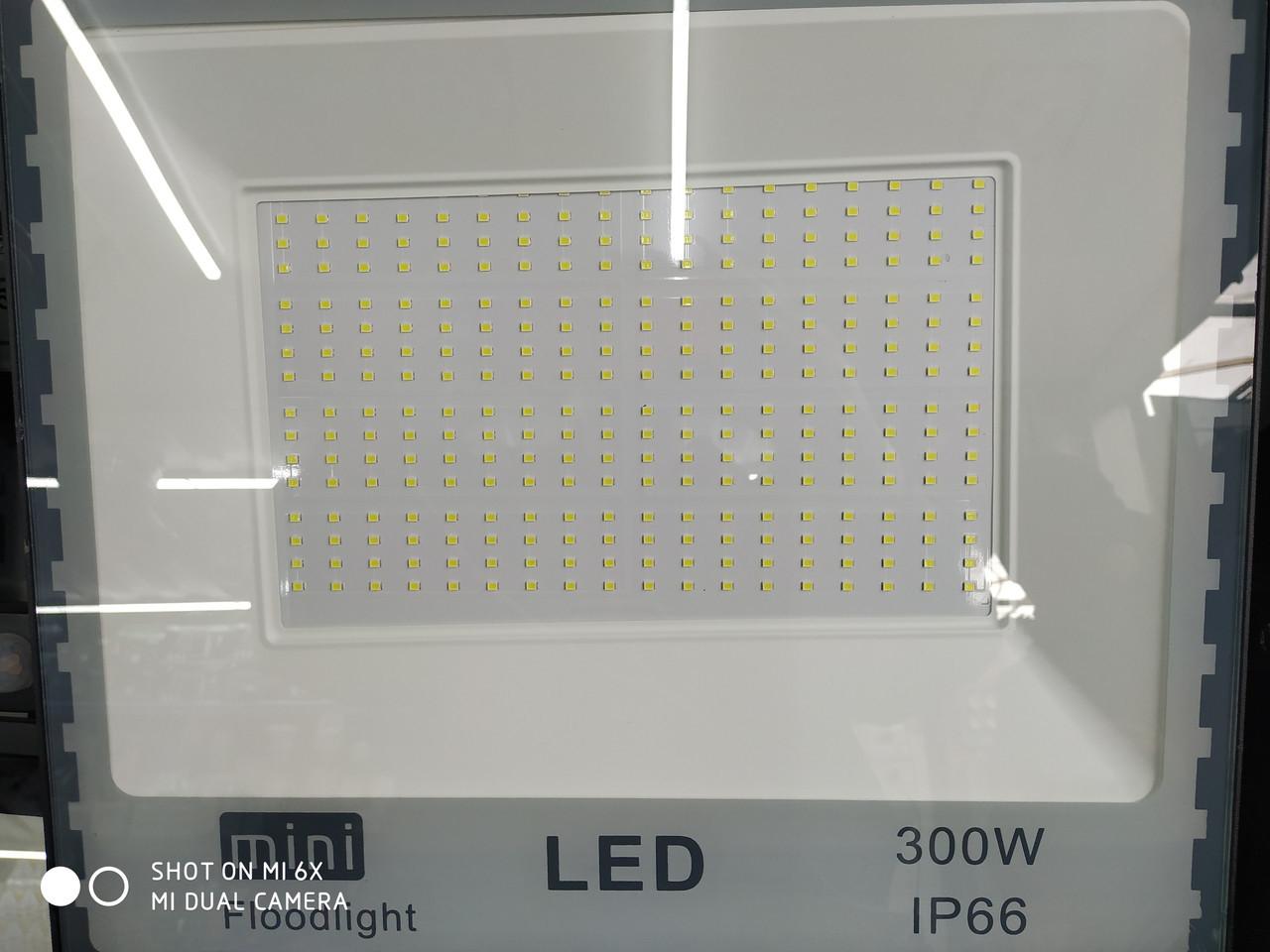 Прожектор LED mini Floodiight  300W    IP66