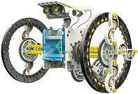 14 в 1 Обучающий робот на солнечных батарейках, фото 1