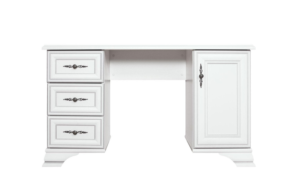 Стол туалетный, Белый, коллекции Кентаки, БРВ Брест (Беларусь)