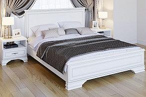 Кровать двуспальная, коллекции Кентаки, Белый Белый, БРВ Брест (Беларусь), фото 2