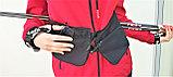 Чехол/пояс NWALK (красный) для скандинавских палок, фото 4