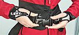 Чехол/пояс NWALK (красный) для скандинавских палок, фото 5