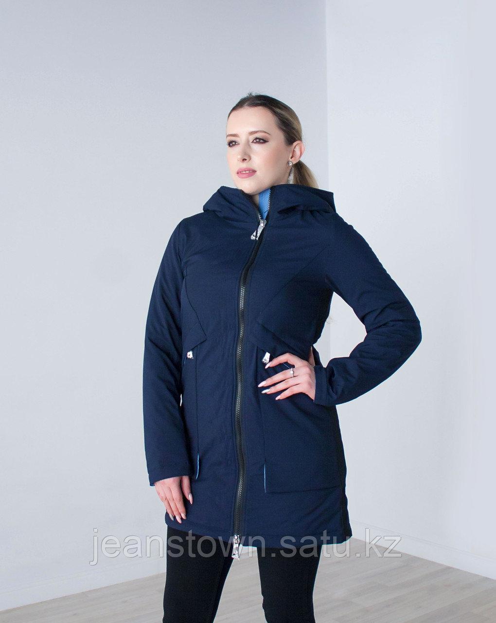 Куртка женская демисезонная  Evacana серая