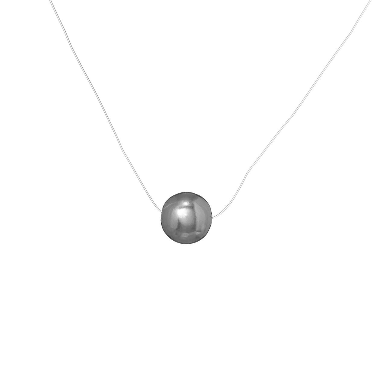 Серебряная подвеска на леске  Brosh Jewellery (Серебро 925)
