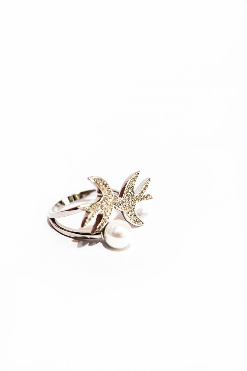 Кольцо  Brosh Jewellery Серебро 925 (006691)