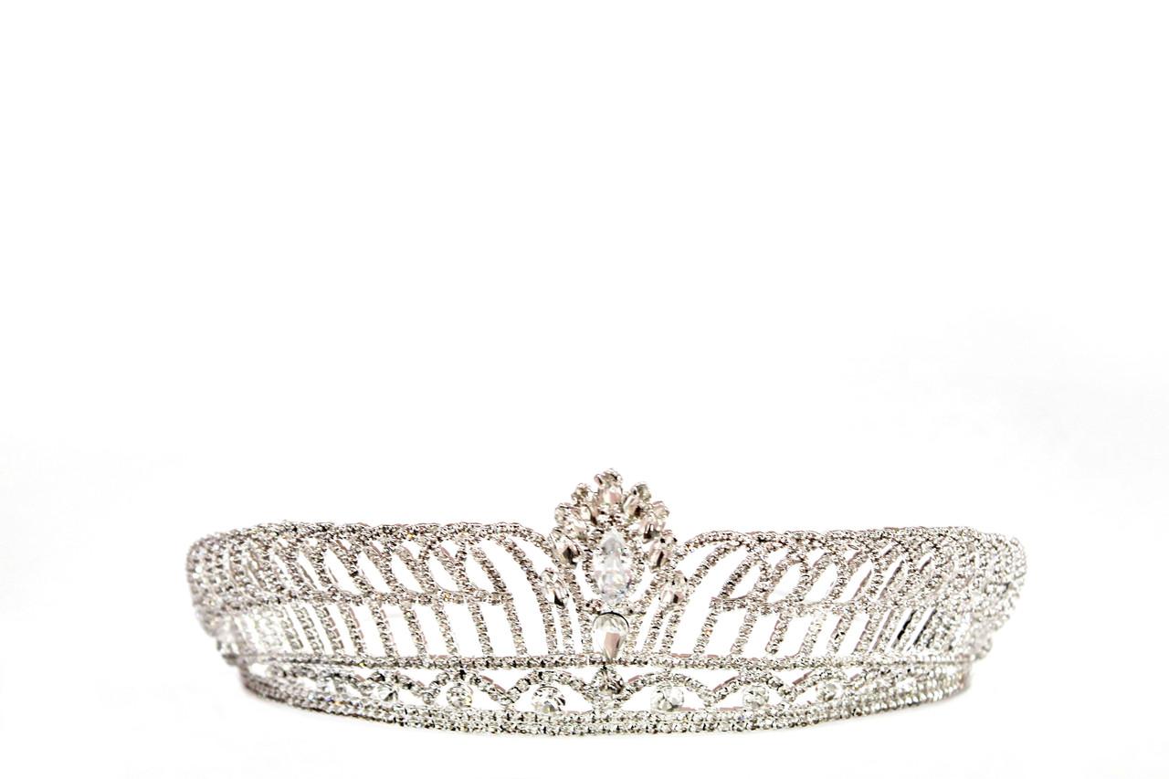 Диадема Brosh Jewellery, Кристалл.