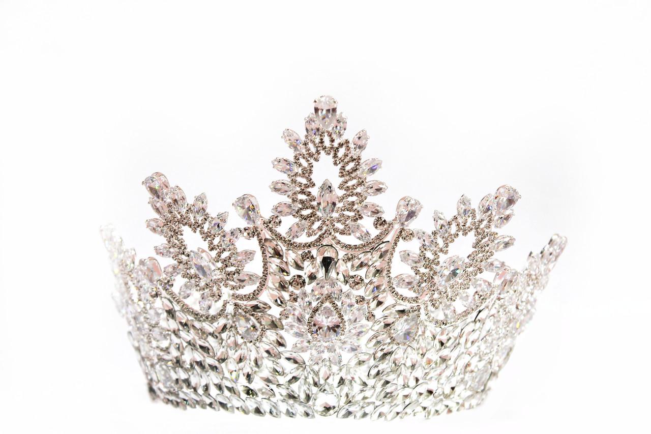 Корона Brosh Jewellery, Кристалл