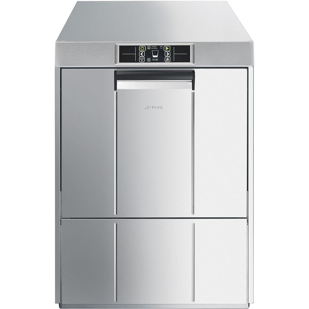 Посудомоечная машина SMEG UD520D серия TOPLINE со встроенными дозаторами моющего и ополскивающего средств.
