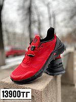 Кроссовки Solomon красные, фото 1