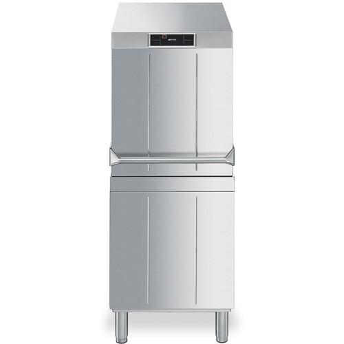 Посудомоечная машина SMEG HTY520D серия TOPLINE со встроенными дозаторами моющего и ополаскивающего средств.