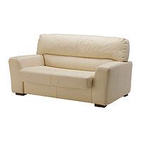 Диван-кровать 2-местный МАРДАЛЬ, Бумстад белый ИКЕА, IKEA