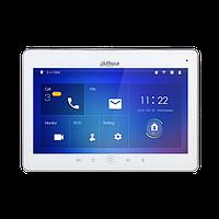 Цветной монитор IP-видеодомофона DAHUA VTH5241DW | Белый