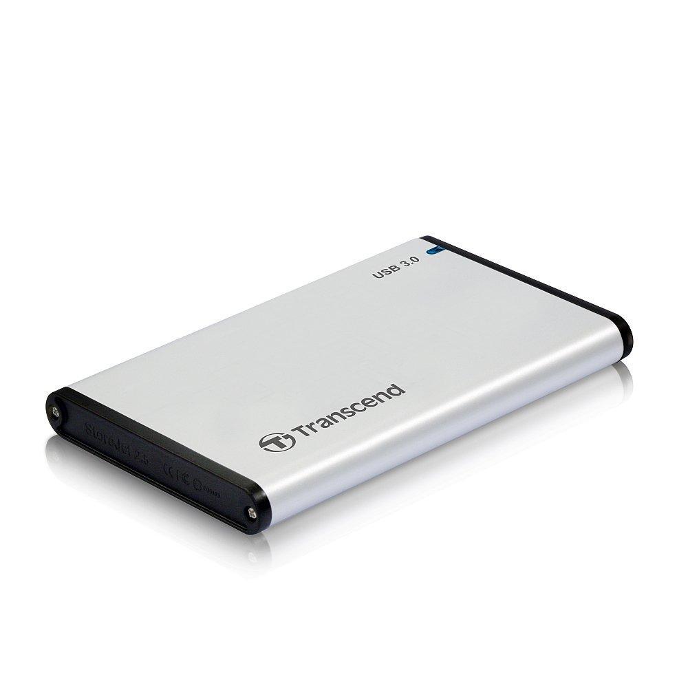 """Transcend TS0GSJ25S3 Внешний контейнер для 2.5"""" SSD"""