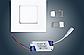 Светильник Спот-F 3W 180Lm 6500K внутренний, квадратный, с драйвером, фото 2