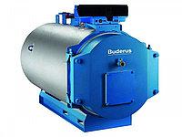 Водогрейный стальной котел Buderus Logano SK655/SK755 на газе или дизтопливе. Диапазон мощности 120 - 1850 кВт