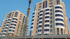 1 комнатная квартира в ЖК Ориенталь 56 м²