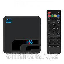 ANDROID TV BOX приставка - H6 (4/32GB)