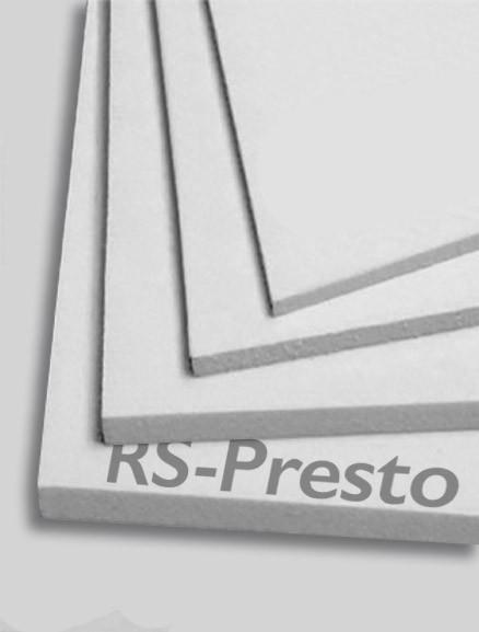 ПВХ RS-Presto/белый/ толщина 10(мм)