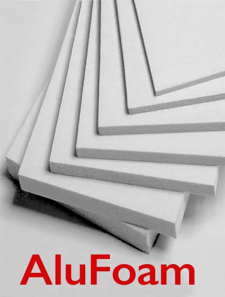 ПВХ AluFoam/белый/толщина 8 мм
