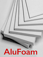 ПВХ AluFoam/белый/толщина 10 мм