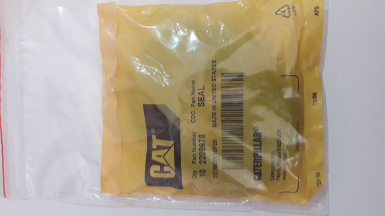 220-8678: Seal топливоподкачивающий насос и группа первичного фильтра (Цена за 10шт.)