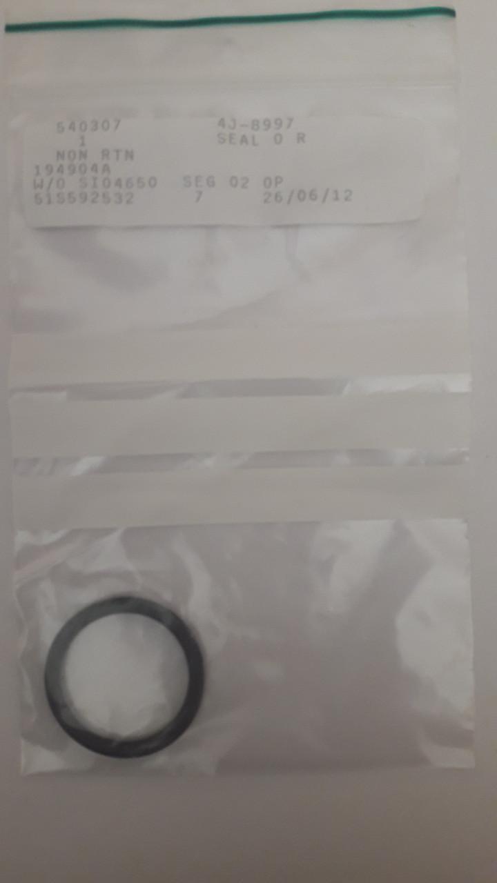 4J-8997: O-Ring Inside Diameter (mm):  28x3.53