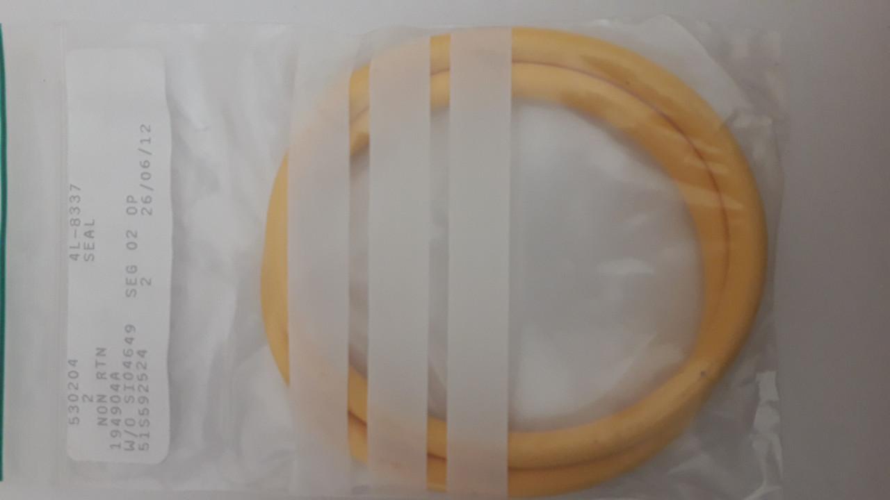 4L-8337: O-Ring Кольцо уплотнительное  81x6.99  (цена за 4 шт.) - чертеж деталь 12