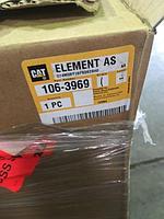D104/H272 CATERPILLAR 106-3969 Фильтр воздушный двигателя Engine Air Filter