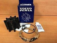 21951356 VOLVO PENTA Крыльчатка охлаждения   остаток на складе 1 шт.