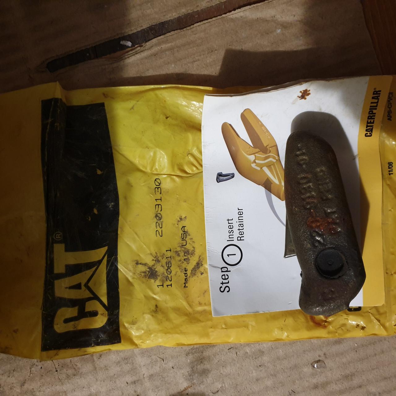 220-9130 Палец коронки ковша K130 с безударной фиксации/ Retainer fits Caterpillar®