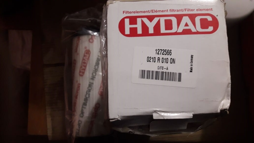 D94/h276 HYDAC 0210R010ON(1272566) Фильтрующий элемент