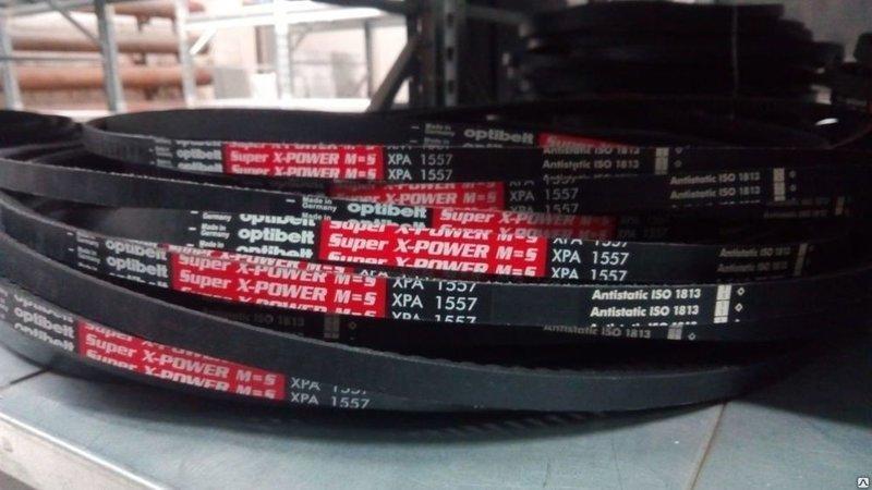 XPA 1557 Узкий клиновой ремень для винтовых компрессоров  Optibelt Super X-Power