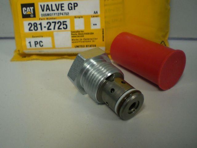 281-2725 Клапан топливный обратный  Check Valve