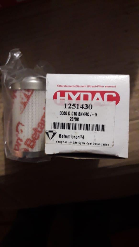 D47/H84 HYDAC 0060D010BN4HC (1251430) Фильтрэлемент