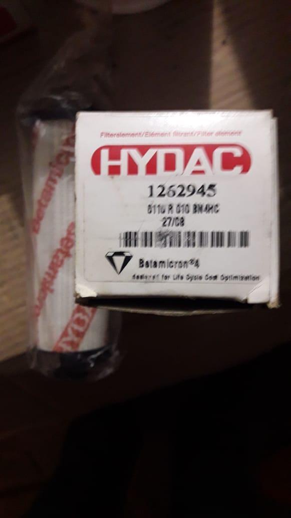 D51/H170 HYDAC 0110R010BN4HC (1262945) Фильтрующий элемент