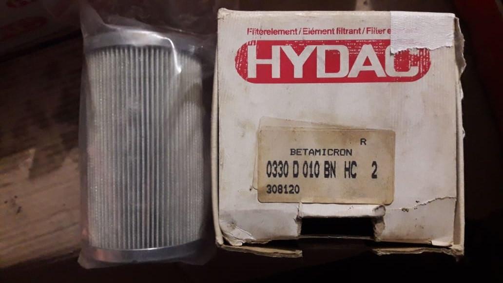 D90/H164 HYDAC 0330D010BNHC2 (308120) Фильтрэлемент