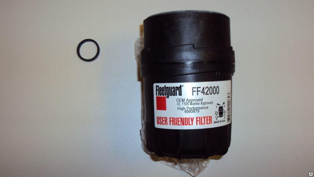 D82/H116(M16x1,5-6H INT) Fleetguard FF42000 Фильтр топливный