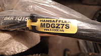 MDGZ7S Рукав РВД 12-275атм-550мм (М24х1,5) (0°/90°) (ключ 30).