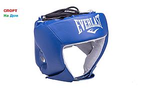 Боксёрский шлем Everlast Размер M (кожзам)