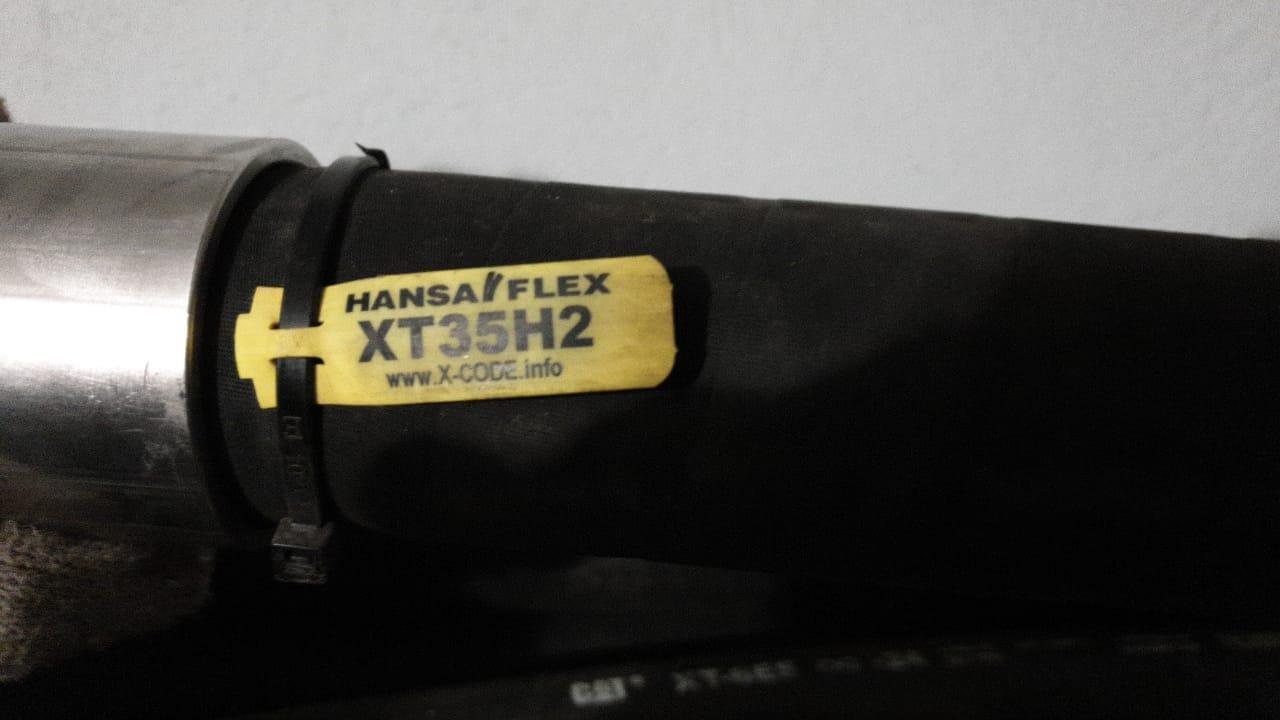 XT35H2 Шлангопровод HANSA-FLEX