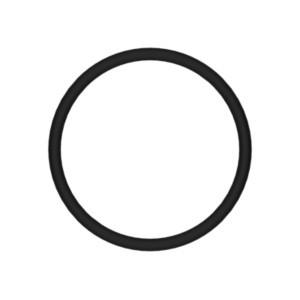 4J-0523: О-Кольцо уплотнительное  O-RING Inside Diameter (mm): 44x3.53 (Упаковка 2 шт. )