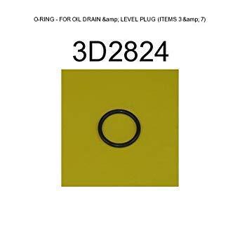 3D-2824: STOR O-RING  Inside Diameter (mm): 23x3 в наборе 466-2232