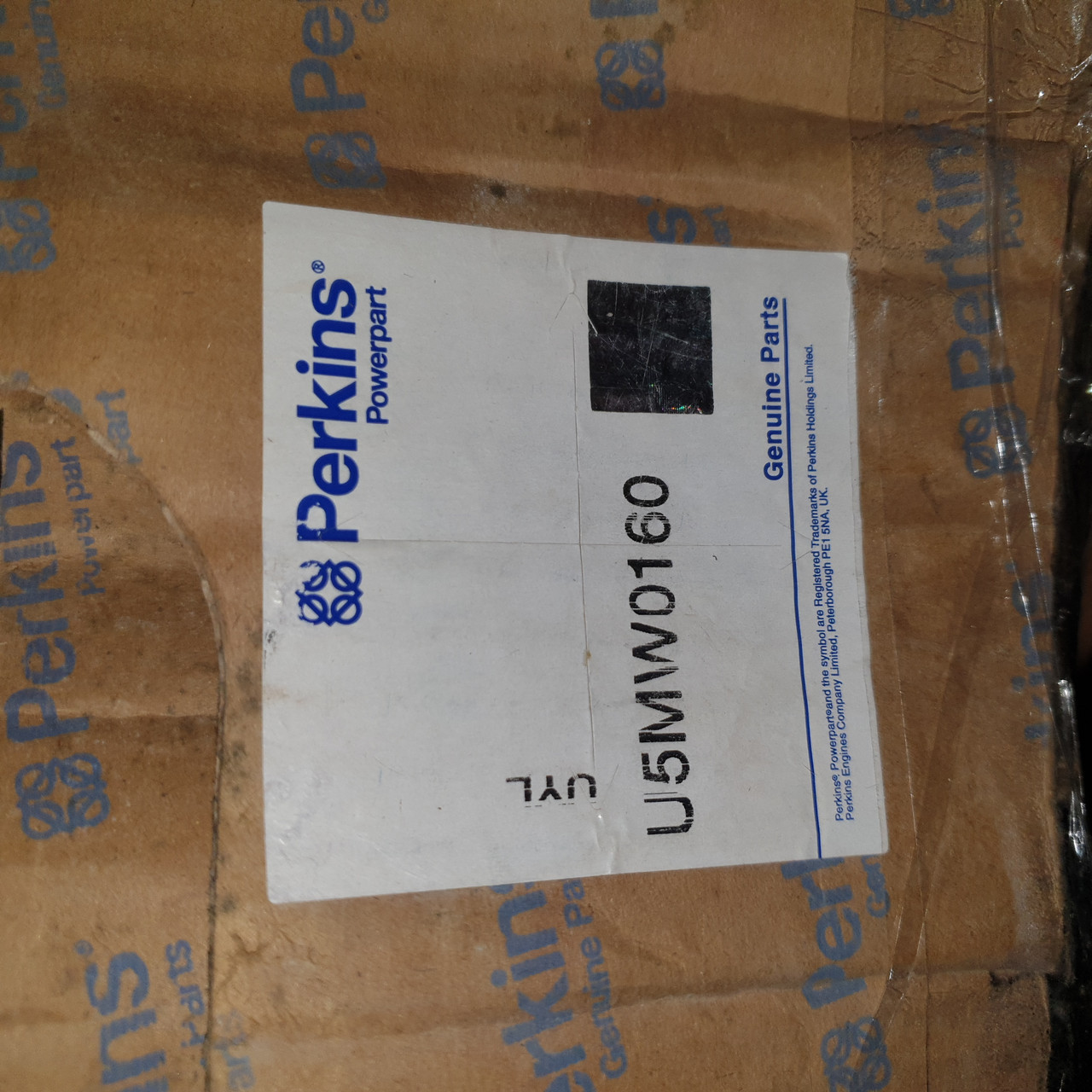 U5MW0160 Водяной насос (помпа) Perkins
